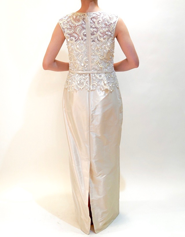 M&V for mother L68e 結婚式の母親ドレス・フォーマルドレスのレンタル