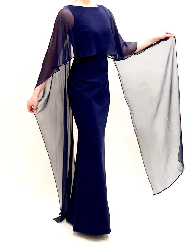 結婚式の新郎の母の衣装|ホテルニューオータニ|フォーマルドレスL-90| 結婚式の母親ドレス M&V for mother
