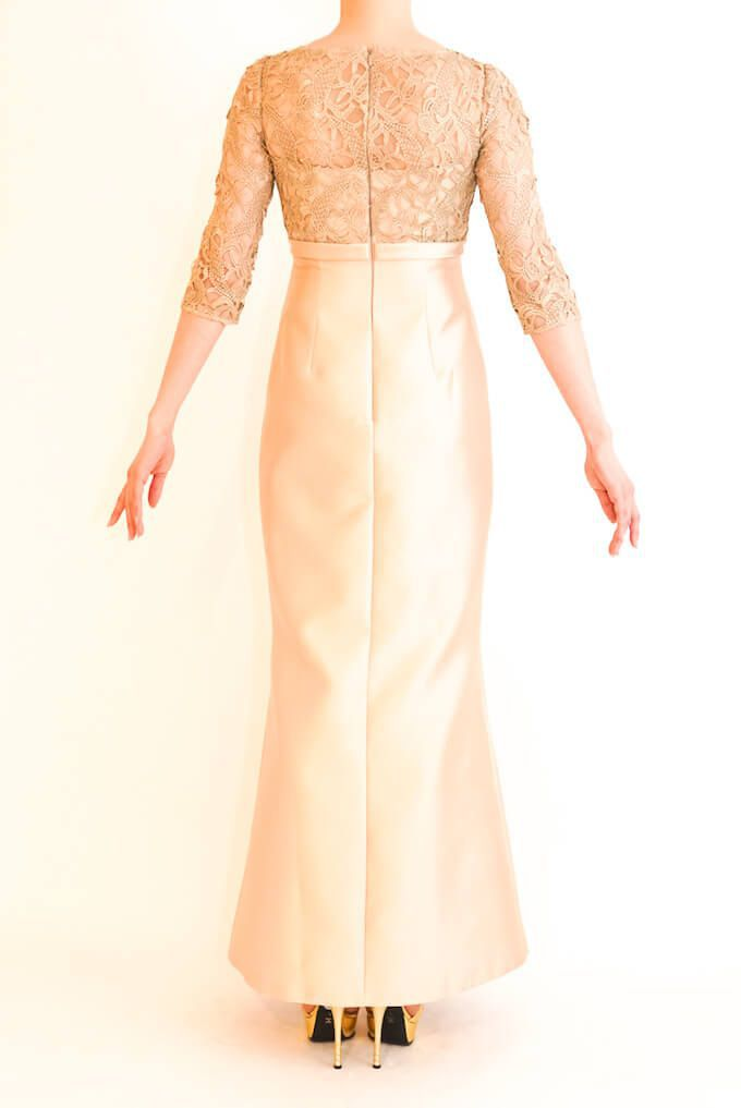 M&V for mother l101e 結婚式の母親ドレス・フォーマルドレスのレンタル