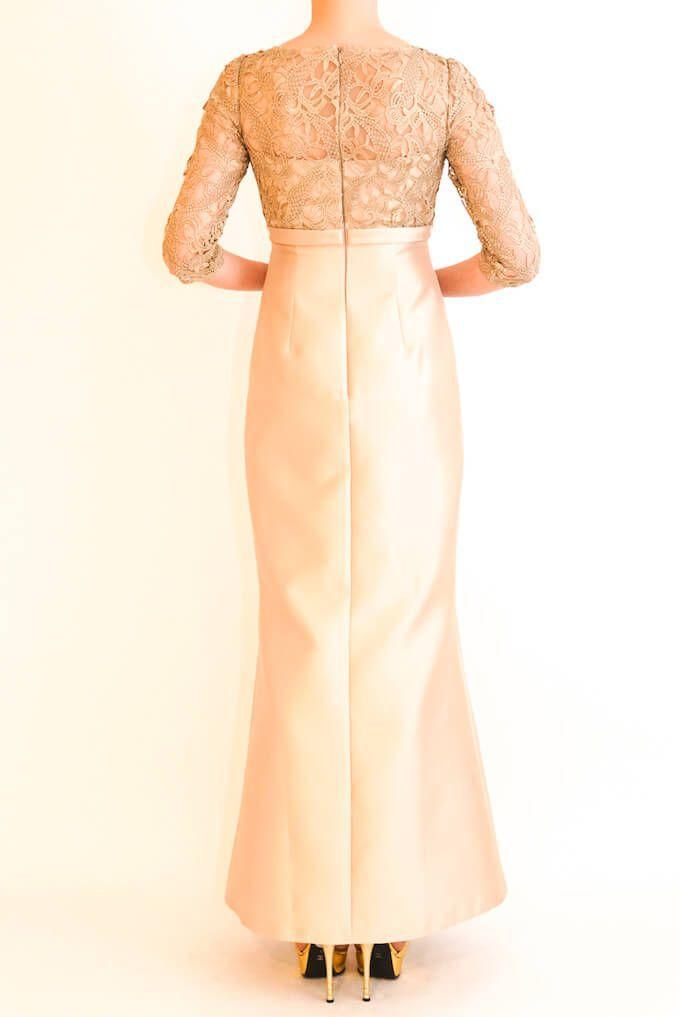 M&V for mother l101f 結婚式の母親ドレス・フォーマルドレスのレンタル