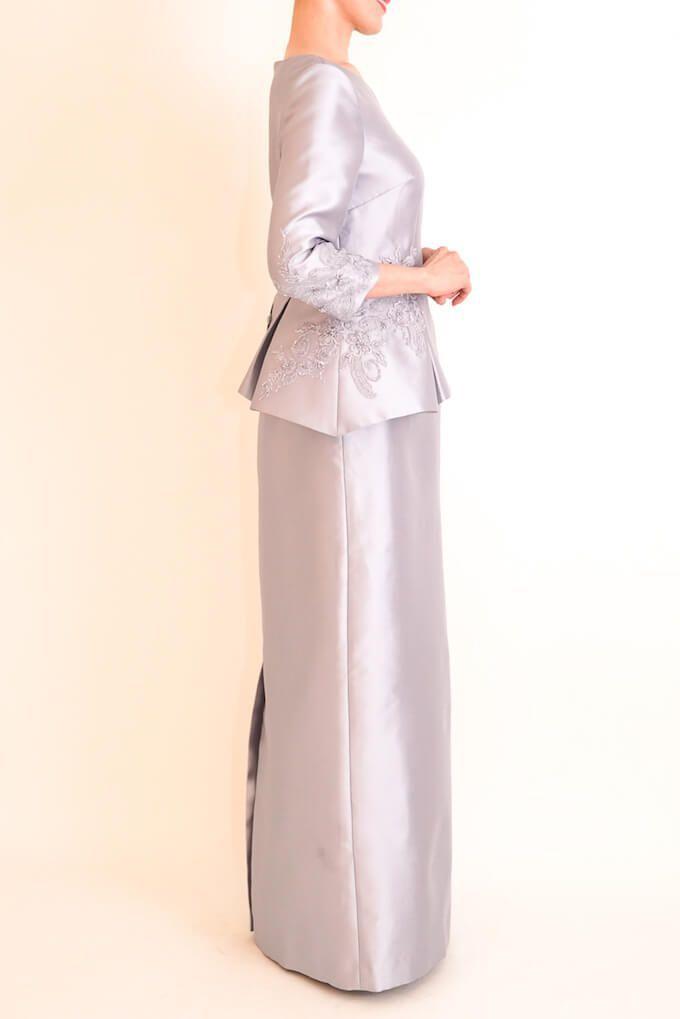 M&V for mother l104h 結婚式の母親ドレス・フォーマルドレスのレンタル