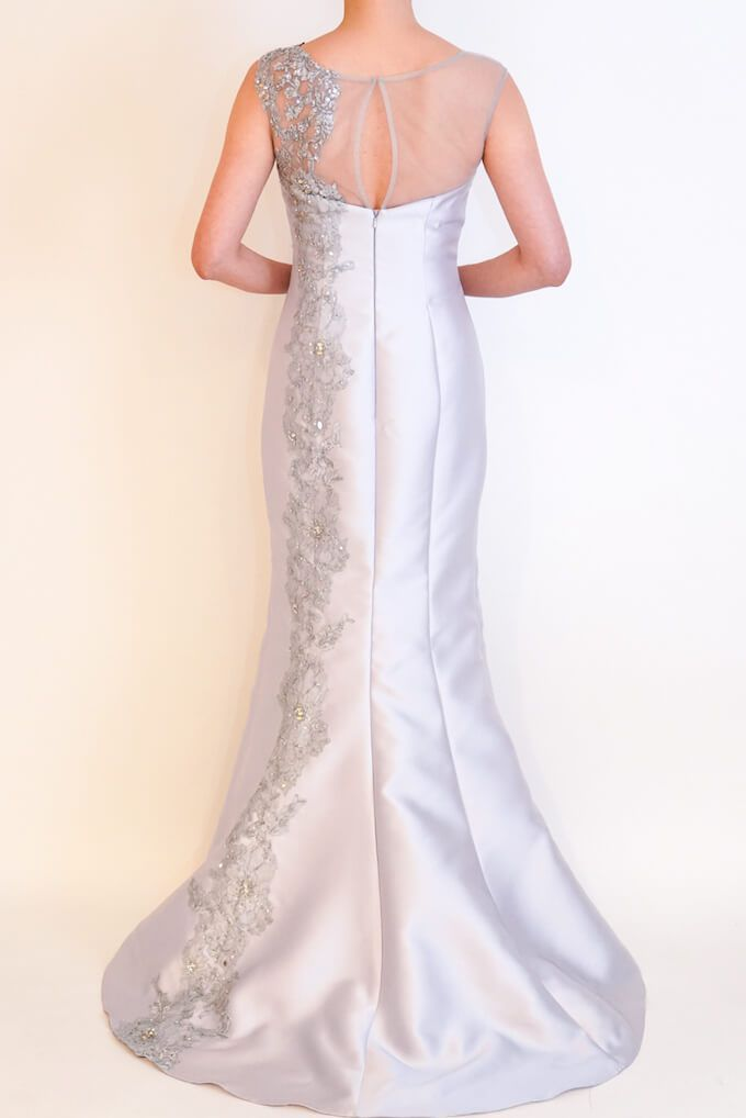 M&V for mother l83c 結婚式の母親ドレス・フォーマルドレスのレンタル