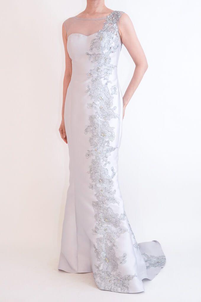 M&V for mother l83g 結婚式の母親ドレス・フォーマルドレスのレンタル