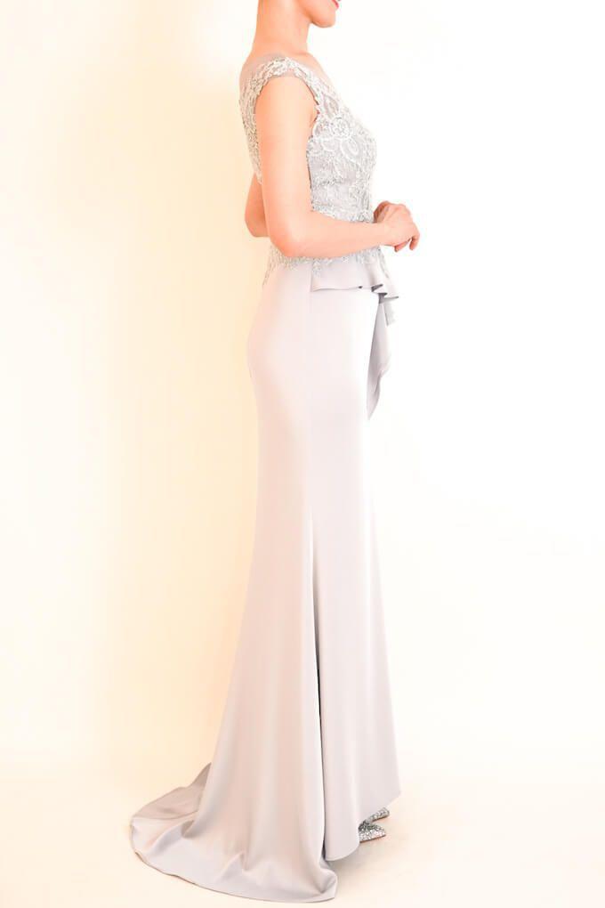 M&V for mother l95i 結婚式の母親ドレス・フォーマルドレスのレンタル