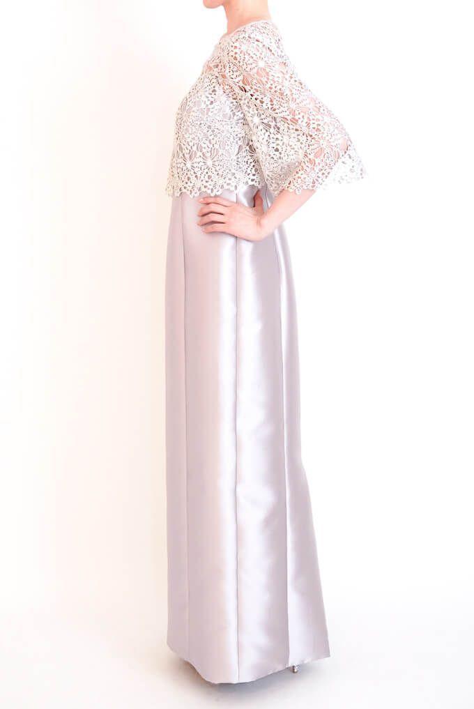 M&V for mother l98g 結婚式の母親ドレス・フォーマルドレスのレンタル