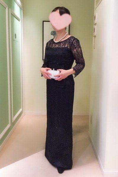 【結婚式母親の高級ドレス】専門店ならではの品揃え。私にピッタリのマザードレスを選べました |M&V for mother | 結婚式の母親ドレス M&V for mother | 結婚式の母親ドレス M&V for mother